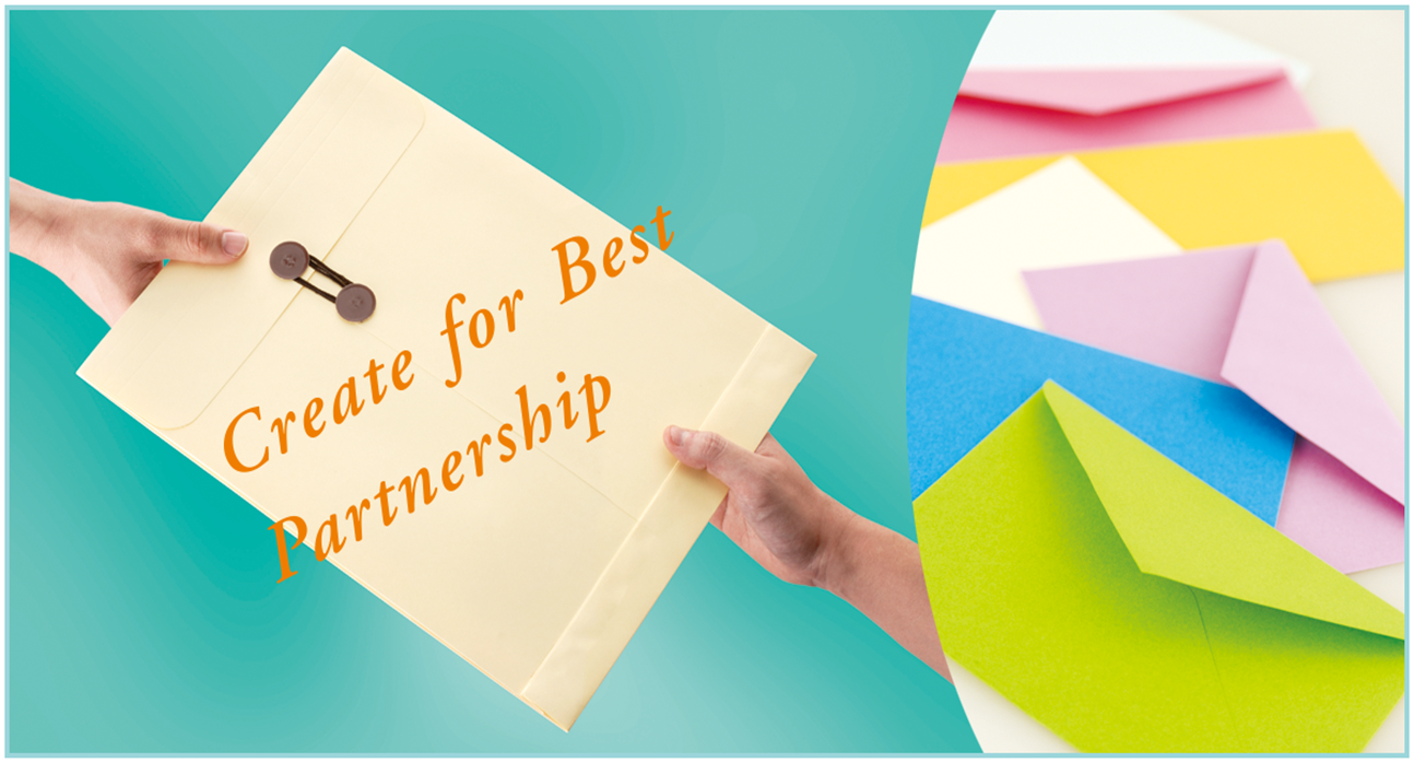 Create for Best Partnership