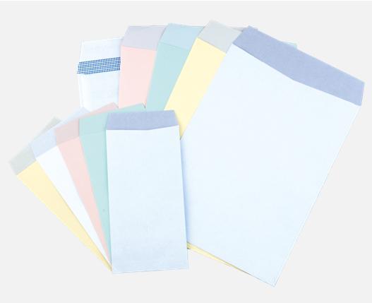 プライバシー封筒の製品イメージ