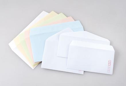 洋形封筒の製品イメージ