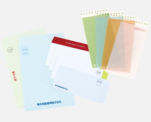 DM用封筒の製品イメージ