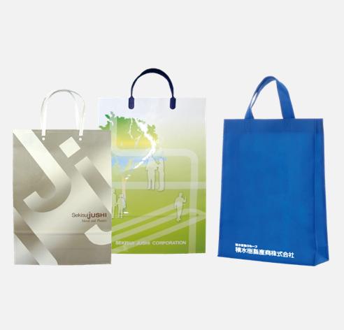 手提げ袋の製品イメージ